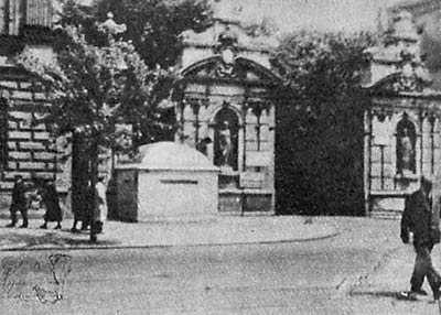 schron przed uw. ustawiony w lipcu 1944
